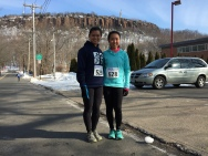 East Rock 5k (IRIS Run for Refugees)